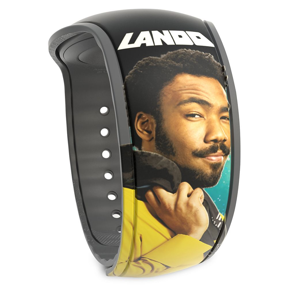 Lando Calrissian MagicBand 2 – Solo: A Star Wars Story – Limited Release