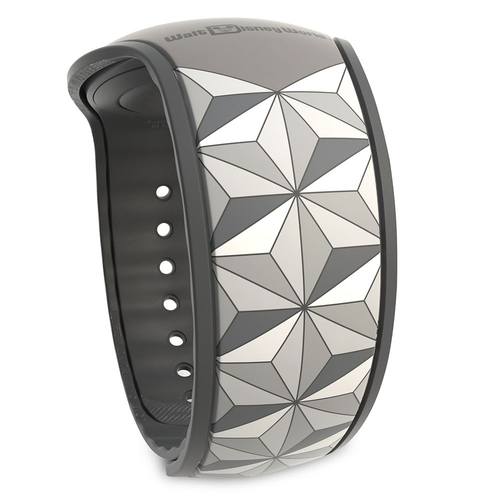 Spaceship Earth MagicBand 2  Epcot Official shopDisney