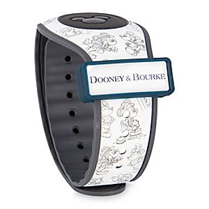Mickey Mouse ''Through the Years'' MagicBand 2 by Dooney & Bourke - Limited Release