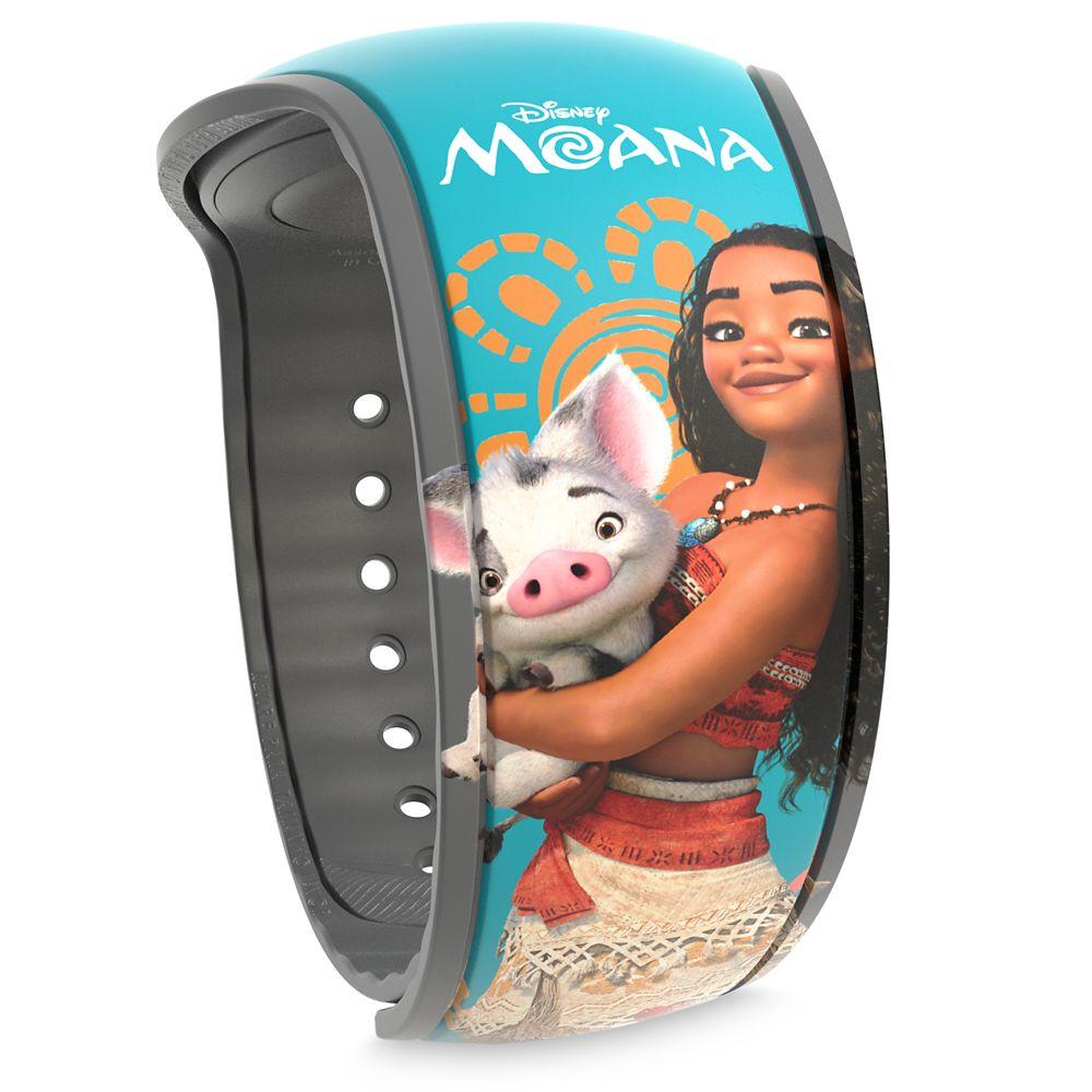 Moana MagicBand 2 Official shopDisney Disney Magic Band Colors