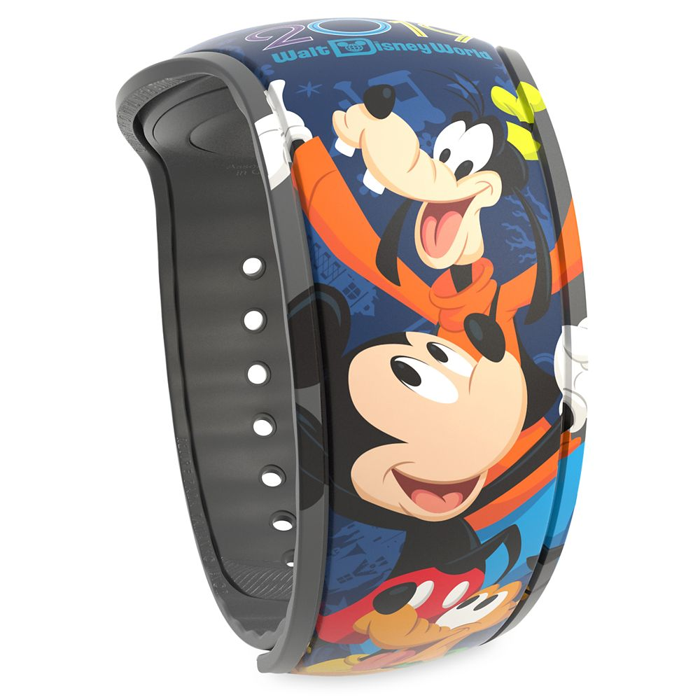 Mickey Mouse and Friends MagicBand 2 – Walt Disney World 2019