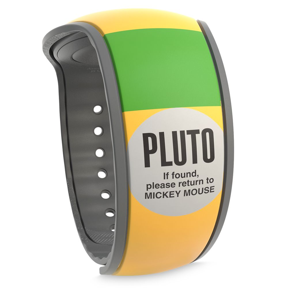 Pluto MagicBand 2 – Get Into Character