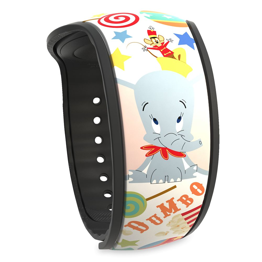 Dumbo and Timothy Mouse MagicBand 2