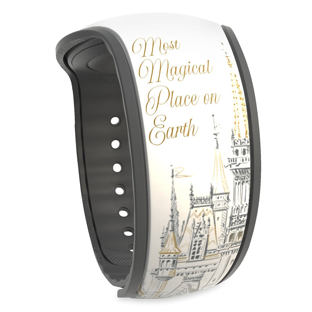Cinderella Castle MagicBand 2 – Walt Disney World