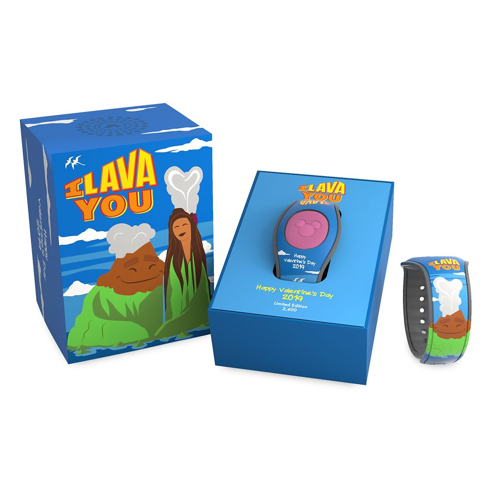 Lava MagicBand 2 – Valentine's Day 2019 – Limited Edition