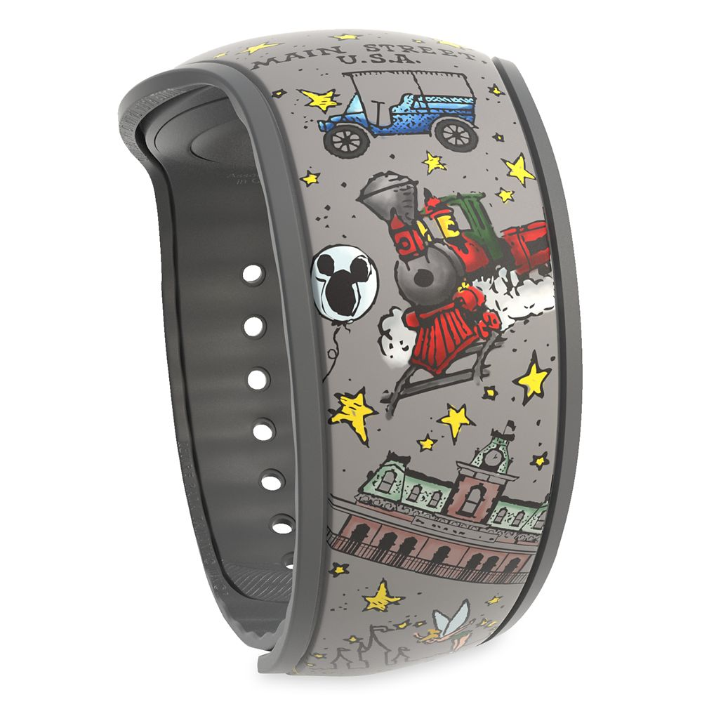 Main Street U.S.A. MagicBand 2 – Walt Disney World – Limited Release