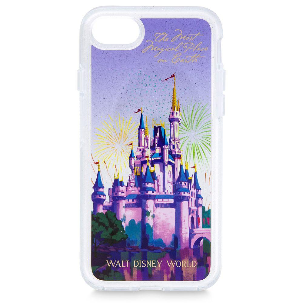 Cinderella Castle iPhone 8 Case by OtterBox – Walt Disney World