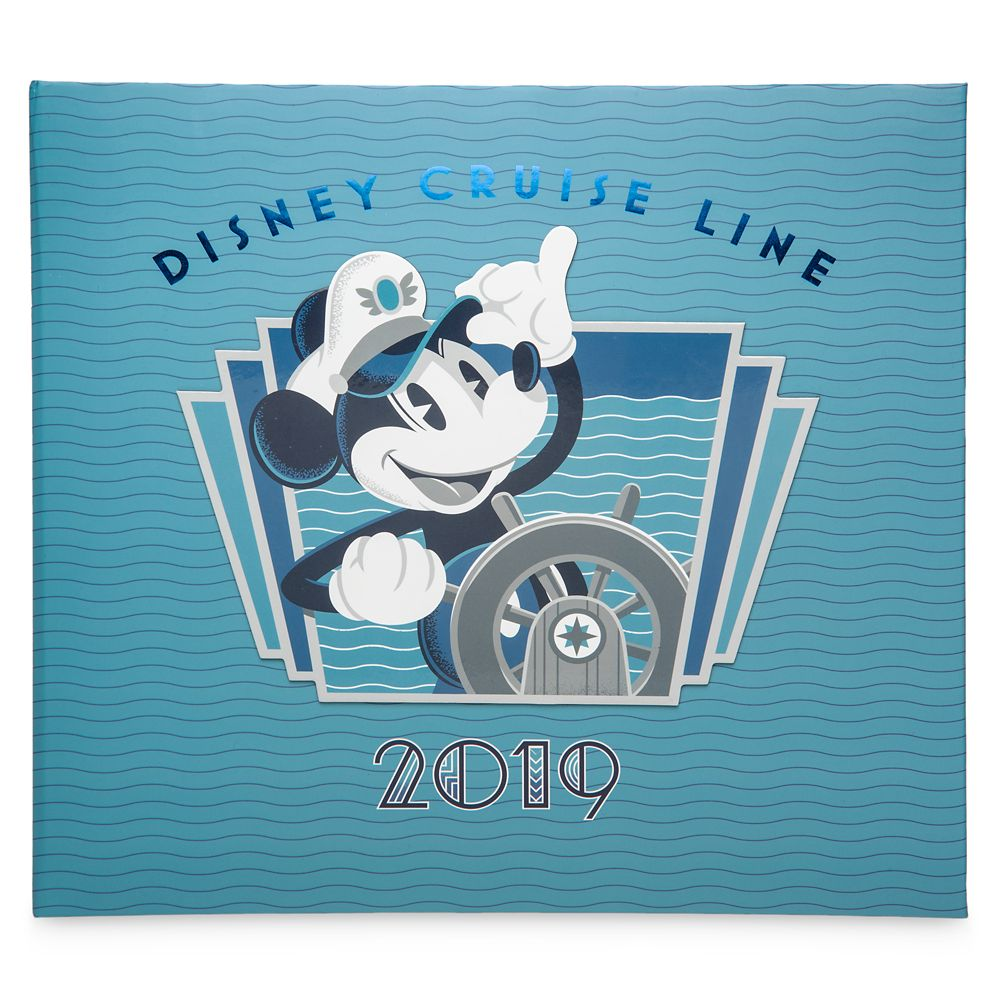 Mickey Mouse Photo Album  Disney Cruise Line 2019  Medium