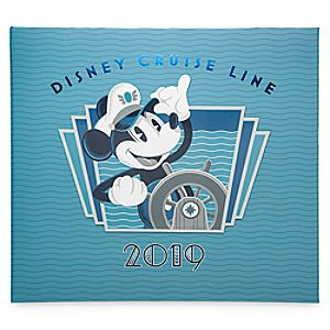 Mickey Mouse Photo Album - Disney Cruise Line 2019 - Medium
