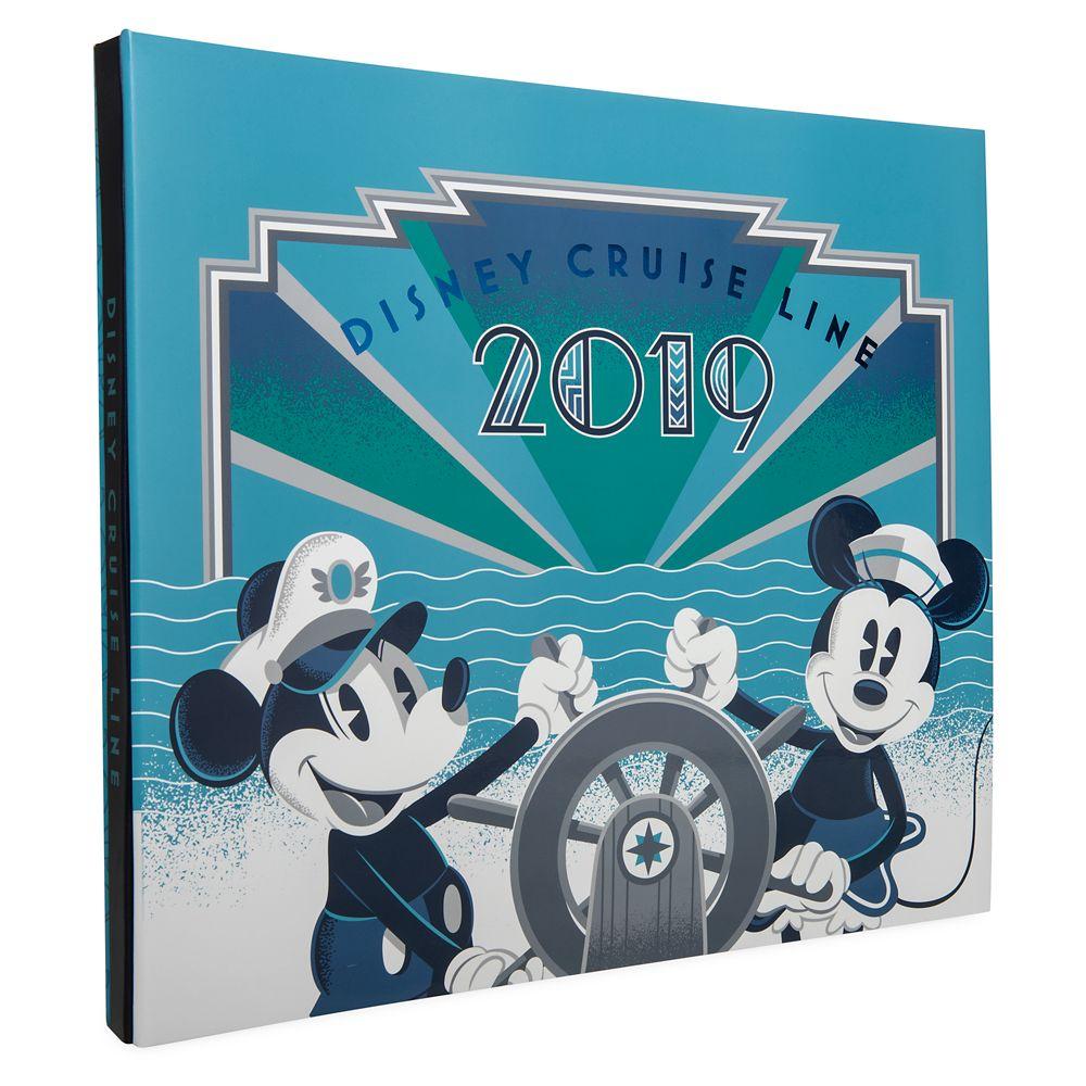 Disney Cruise Line 2019 Scrapbooking Kit