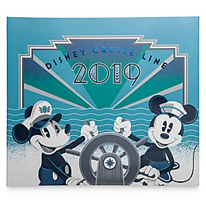 Disney Cruise Line 2019 Scrapbook Album