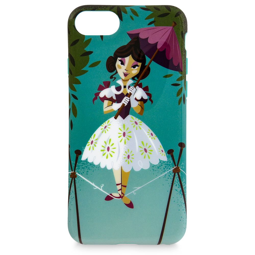 The Haunted Mansion Tightrope Walker iPhone 8 Case Official shopDisney