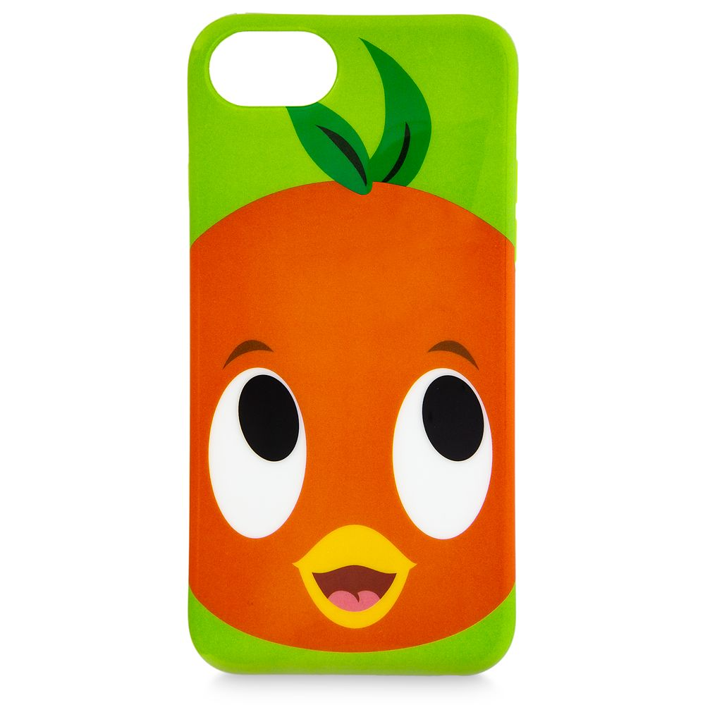 Orange Bird iPhone 8 Case