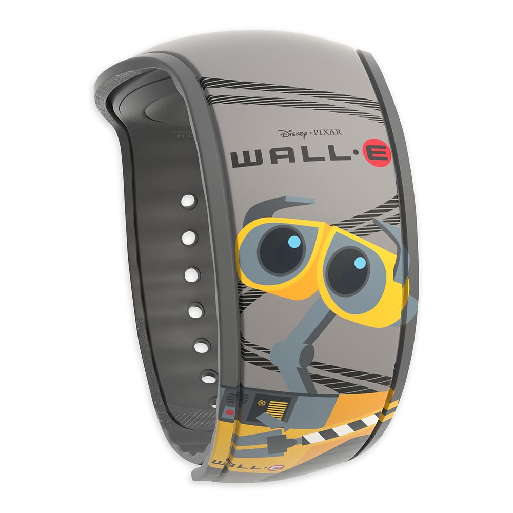 WALL•E and M•O MagicBand 2