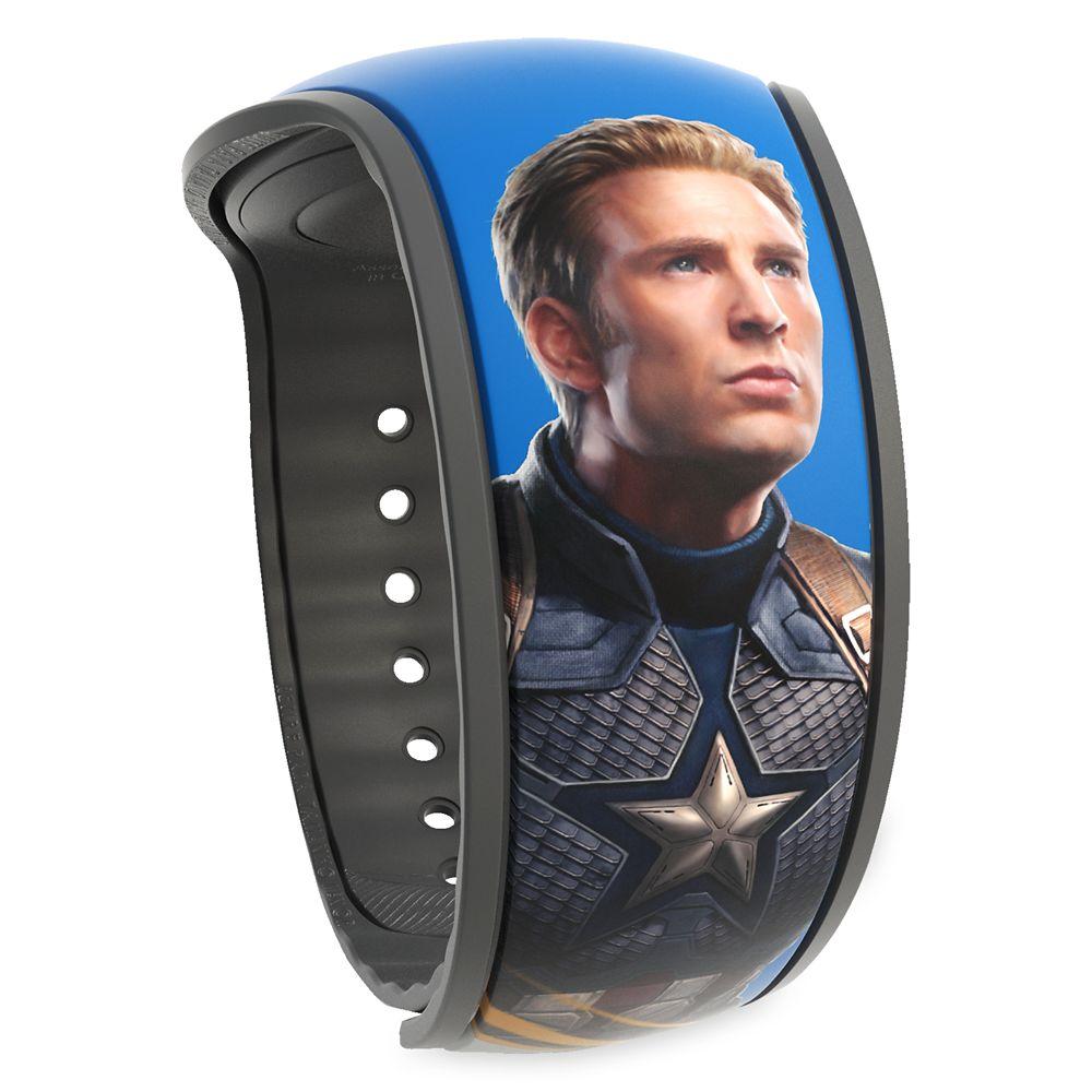 Captain America MagicBand 2 – Marvel's Avengers: Endgame