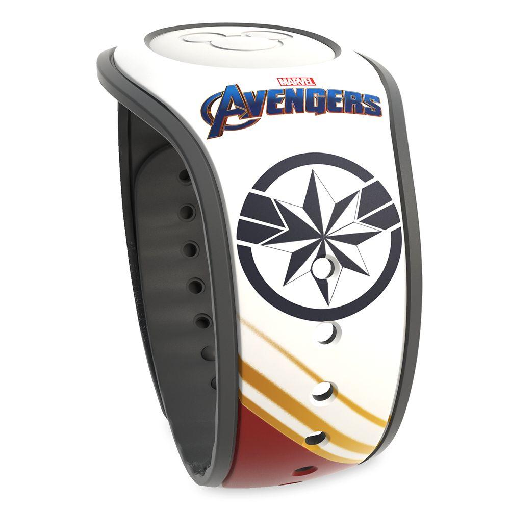 Marvel's Captain Marvel MagicBand 2 – Marvel's Avengers: Endgame