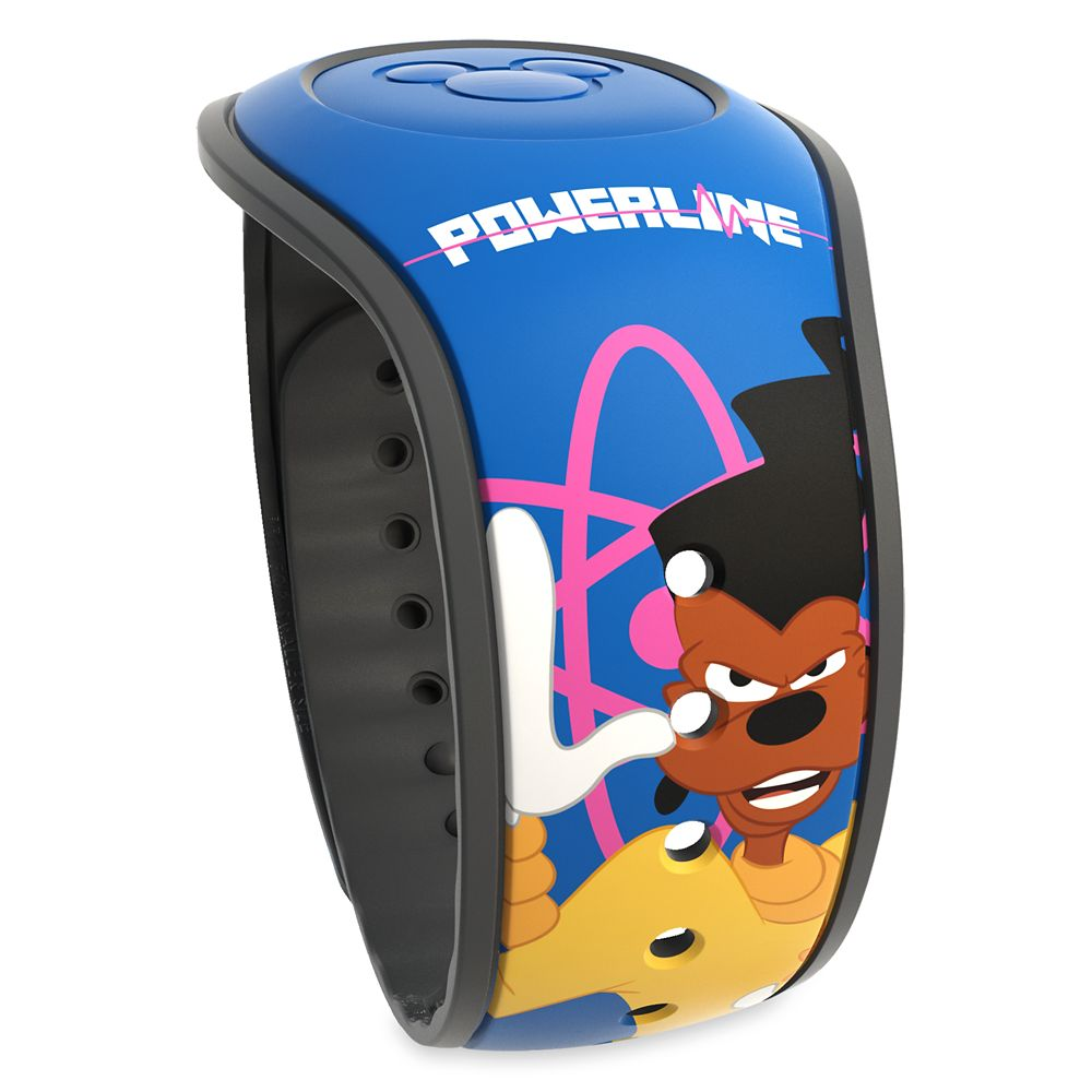 A Goofy Movie MagicBand 2 – Limited Release