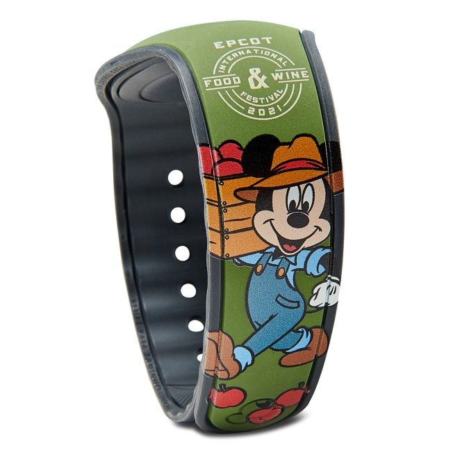 Epcot International Food & Wine Festival 2021 MagicBand 2 – Limited Release