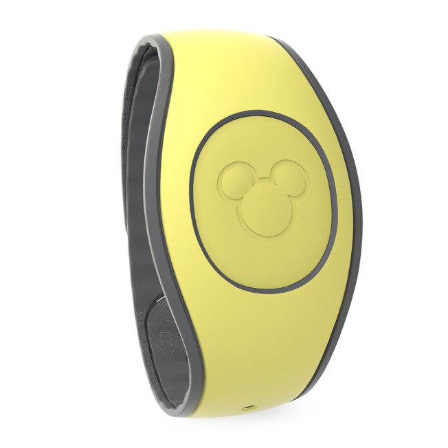 Disney Parks MagicBand 2 – Soft Yellow