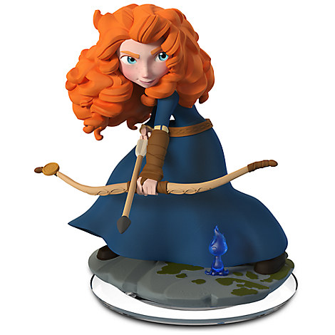 Merida Figure - Disney Infinity: Disney Originals (2.0 Edition)