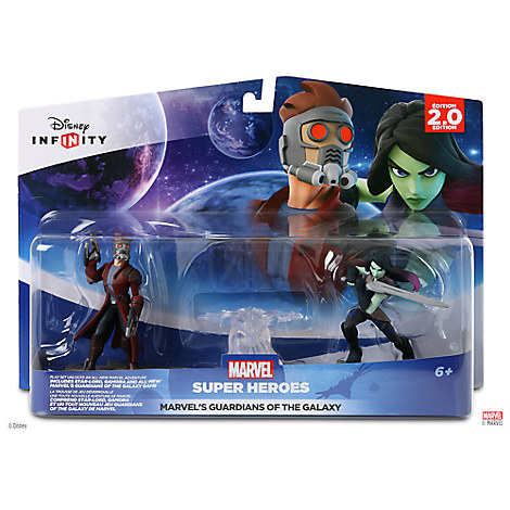 Disney Infinity: Marvel Super Heroes Guardians of the Galaxy Play Set (2.0 Edition)