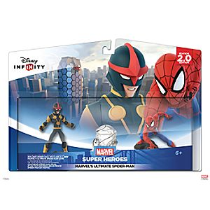 Disney Infinity: Marvel Super Heroes Marvel's Ultimate Spider-Man Play Set (2.0 Edition) 7724055551719P