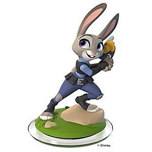 Judy Hopps Figure - Disney Infinity: Zootopia (3.0 Edition)