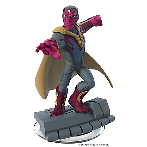 Vision Figure - Disney Infinity: Marvel Super Heroes (3.0 Edition)
