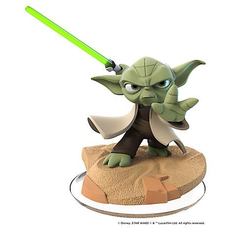 Yoda Figure - Disney Infinity: Star Wars (3.0 Edition)