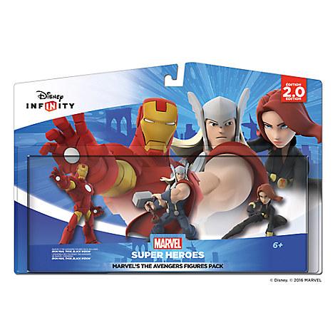 Disney Infinity: Marvel's The Avengers Figure Pack (2.0 Edition)