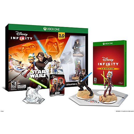 Disney Infinity: Star Wars Starter Pack for Xbox One (3.0 Edition)
