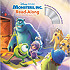 Monsters Inc. Read-Along Storybook and CD