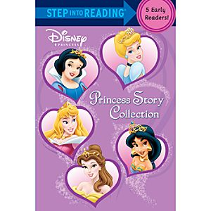 Disney Princess Story Collection Book - Step Into Reading