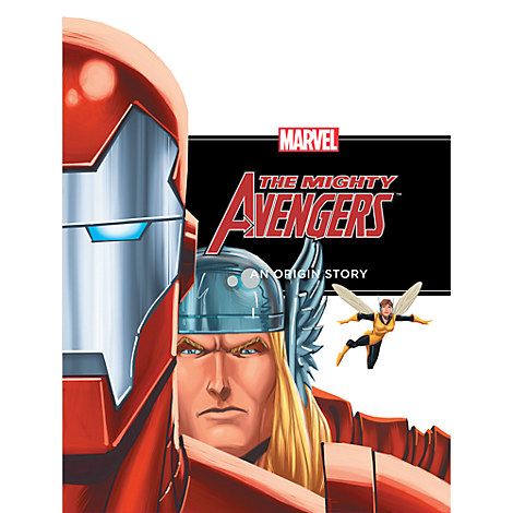 Mighty Avengers Book
