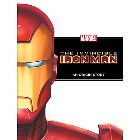 Invincible Iron Man Book