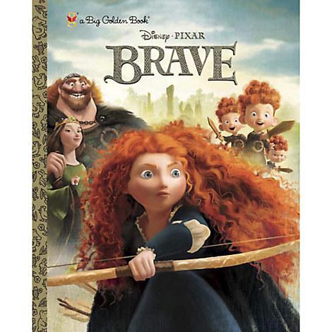 Brave - Big Golden Book