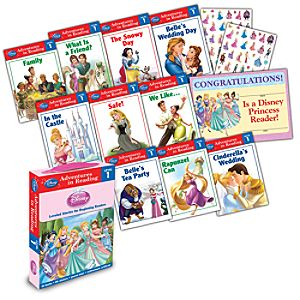 Reading Adventures Disney Princess – Level 1 Boxed Set