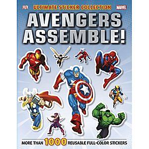 Avengers Assemble Ultimate Sticker Book