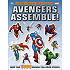 Avengers Assemble Ultimate Sticker Book