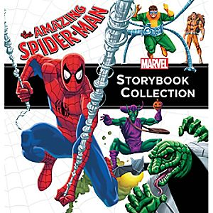 Amazing Spider-Man Storybook Collection 7741055951090P