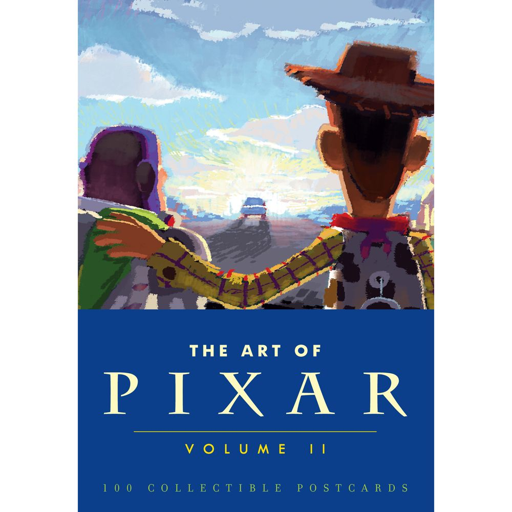 Art of Pixar Postcards Volume II  Boxed Set Official shopDisney