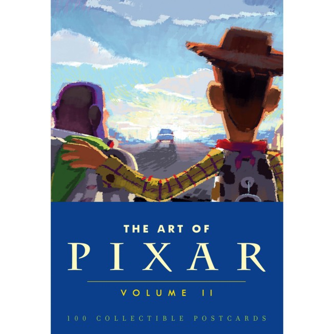 Art of Pixar Postcards Volume II – Boxed Set