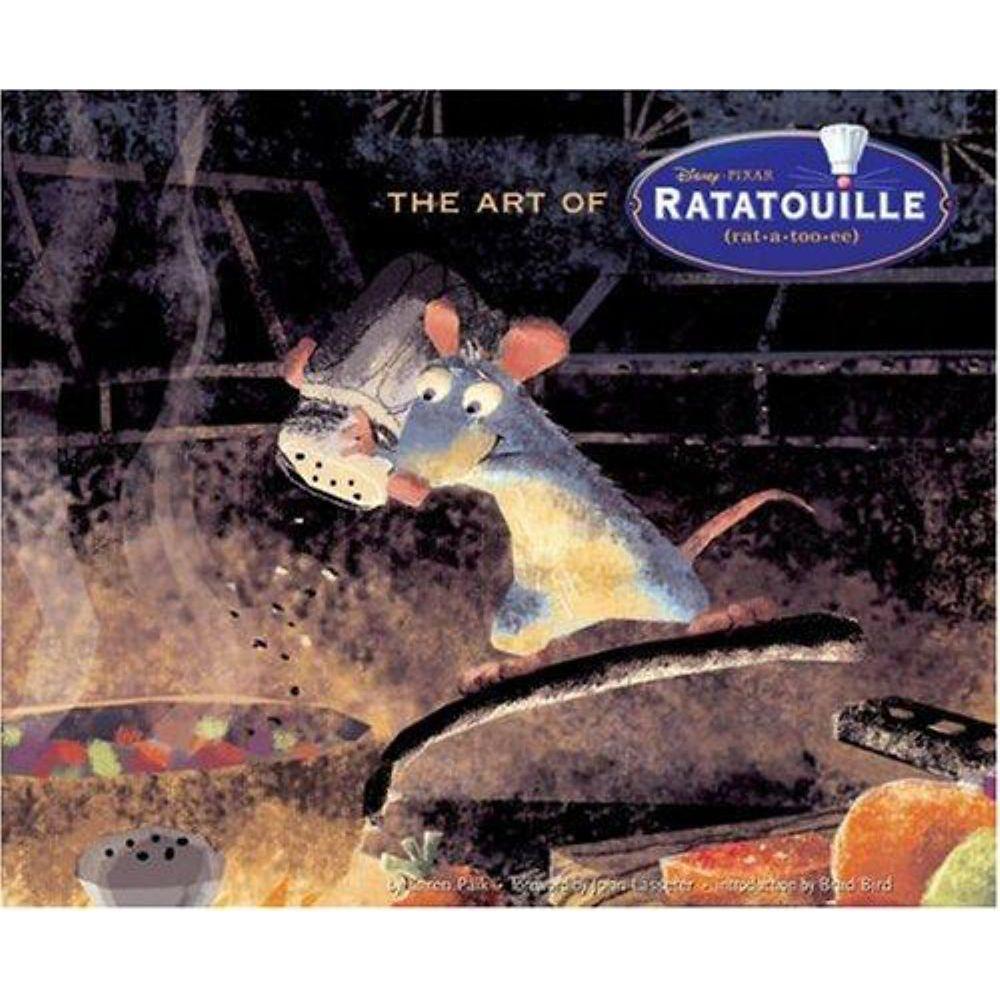 Art of Ratatouille Book Official shopDisney
