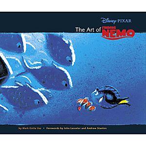 Art of Finding Nemo Book
