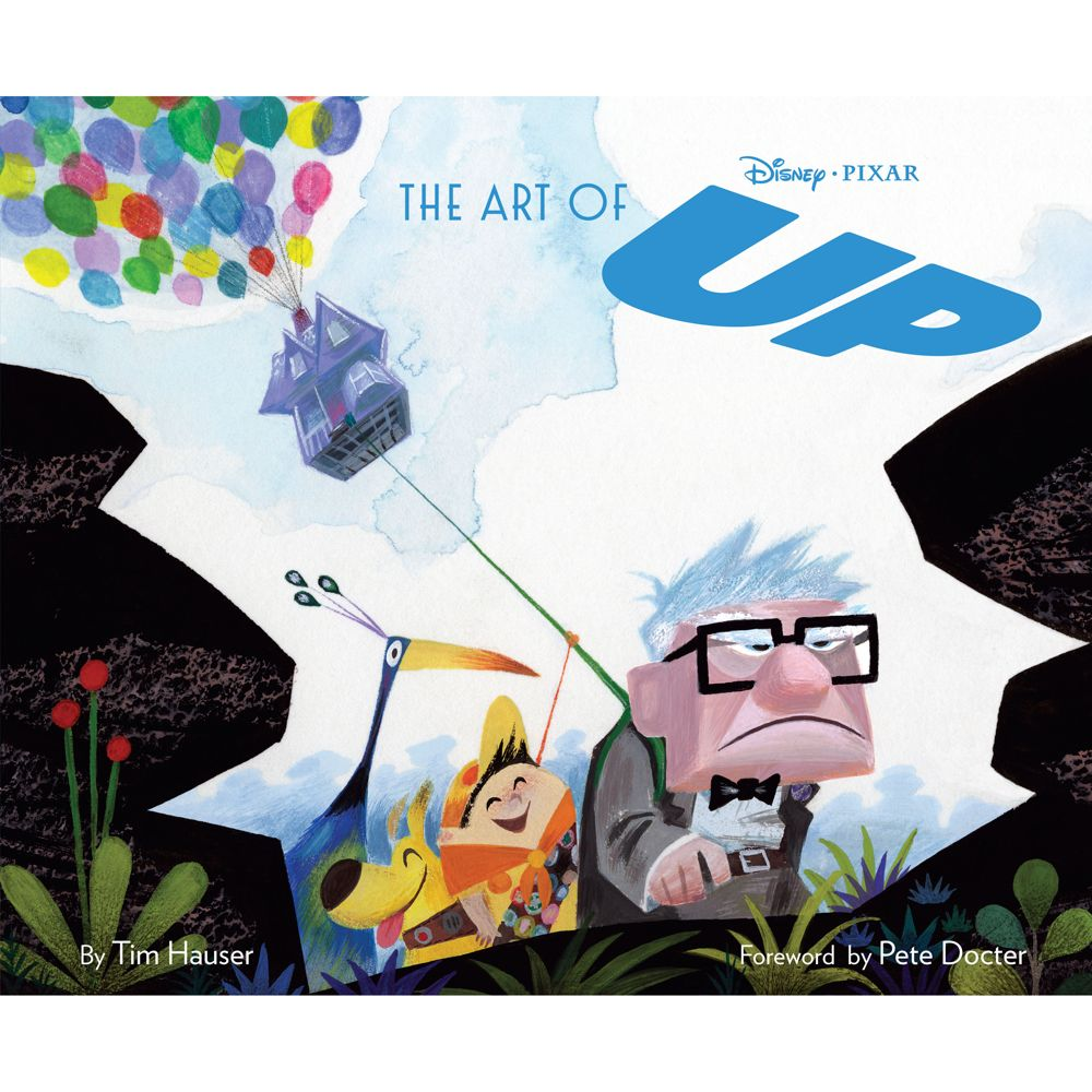 Art of Up Book Official shopDisney