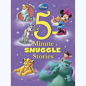 5-Minute Snuggle Stories Book