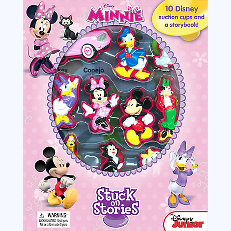 Minnie Mouse Stuck on Stories