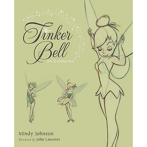 Tinker Bell: An Evolution Book
