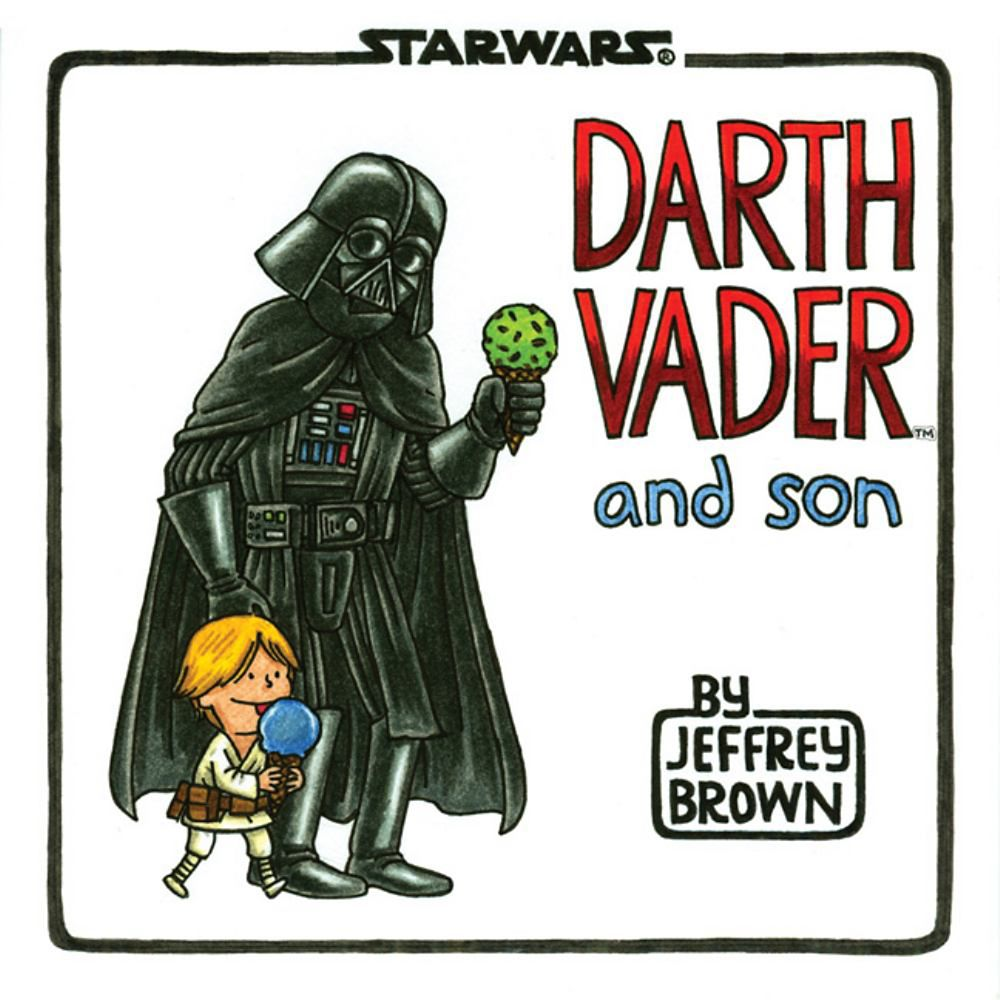 Darth Vader and Son Book Official shopDisney