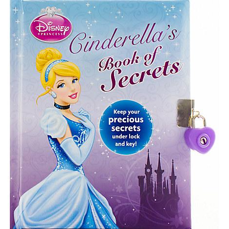 Cinderella's Book of Secrets Book